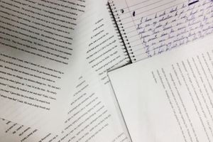 Papers and notes