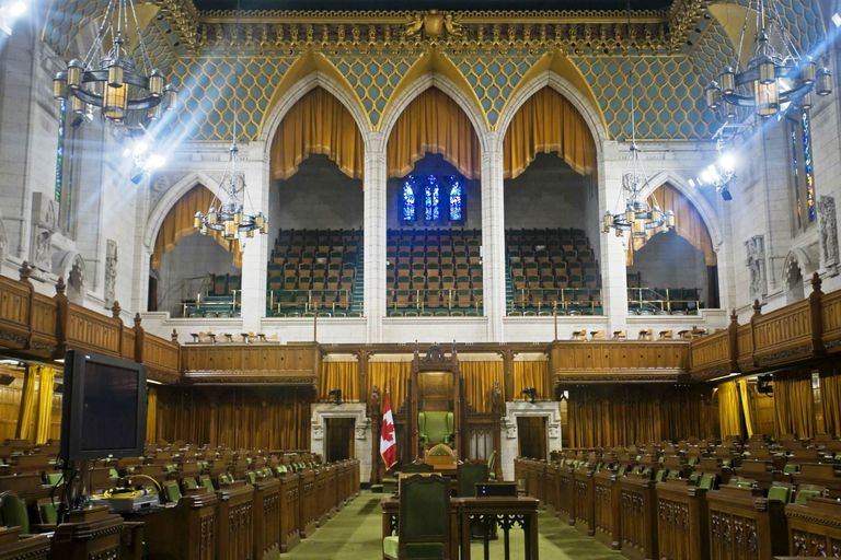 Salaries Of Canadian Members Of Parliament 2015 16