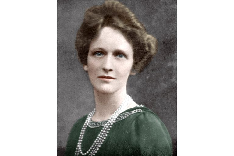 Portrait of Nancy Astor, about 1926