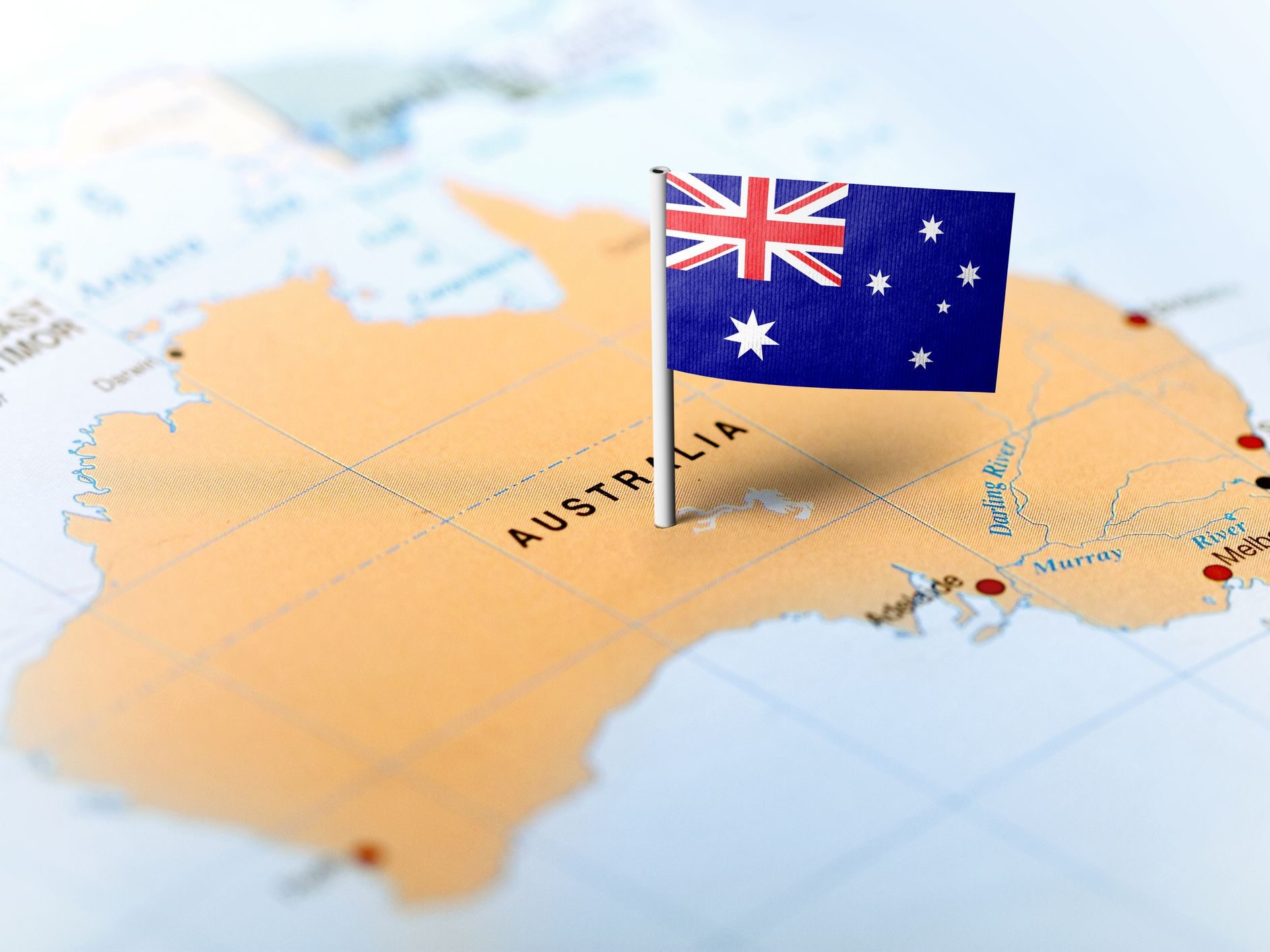 Geography Of Australia History Government Climate