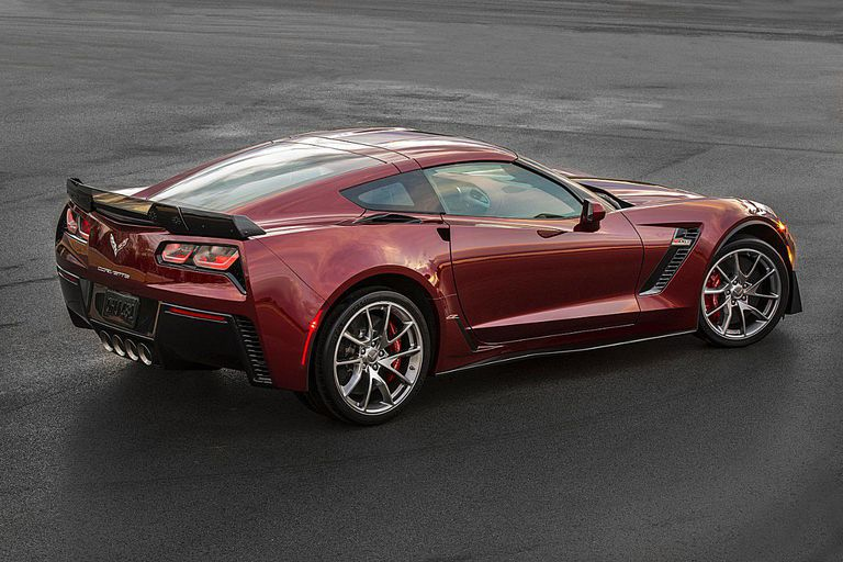 picture of 2016 corvette 2016 Corvette Price List for New Design Packages