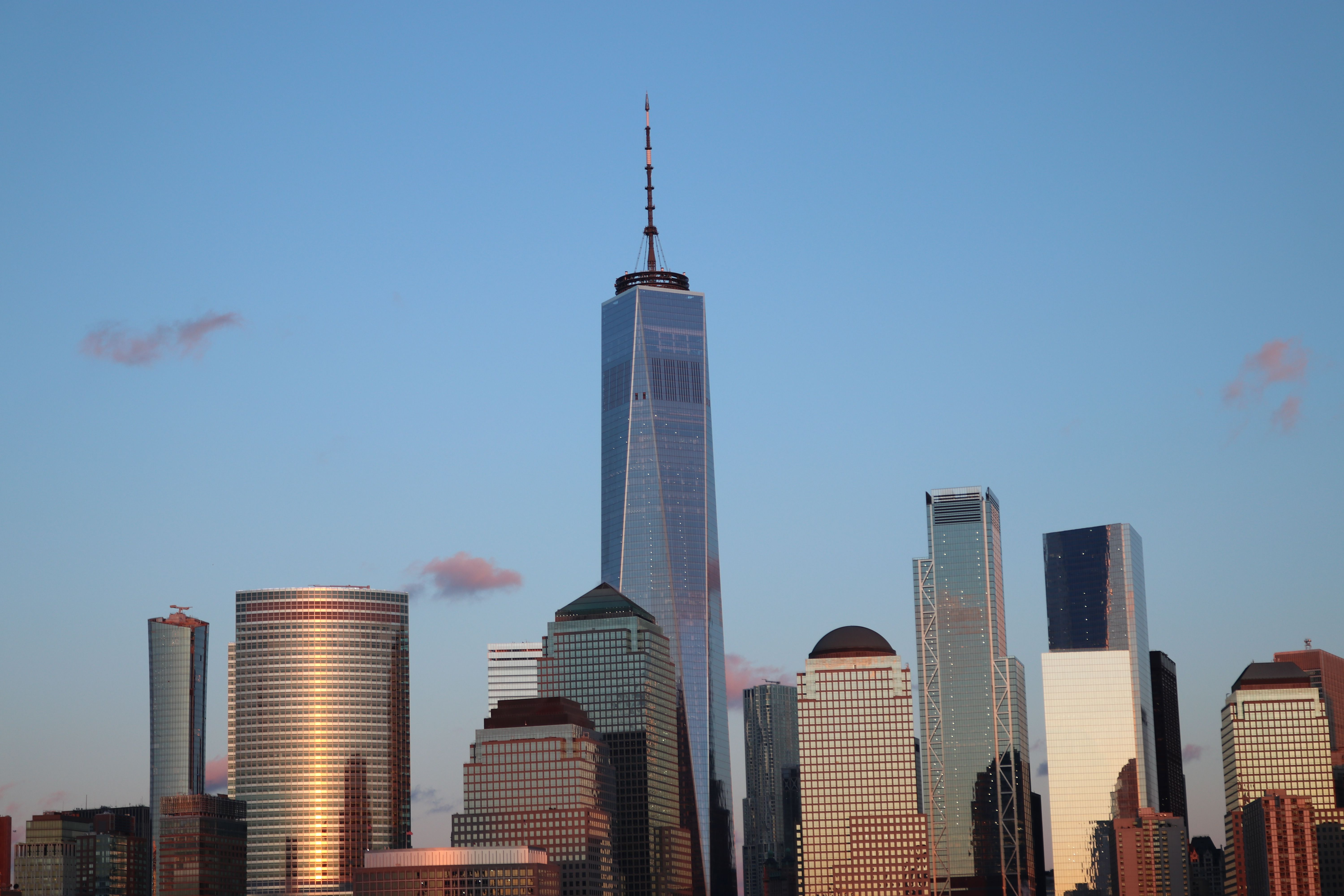 View Of NYC From Jersey City