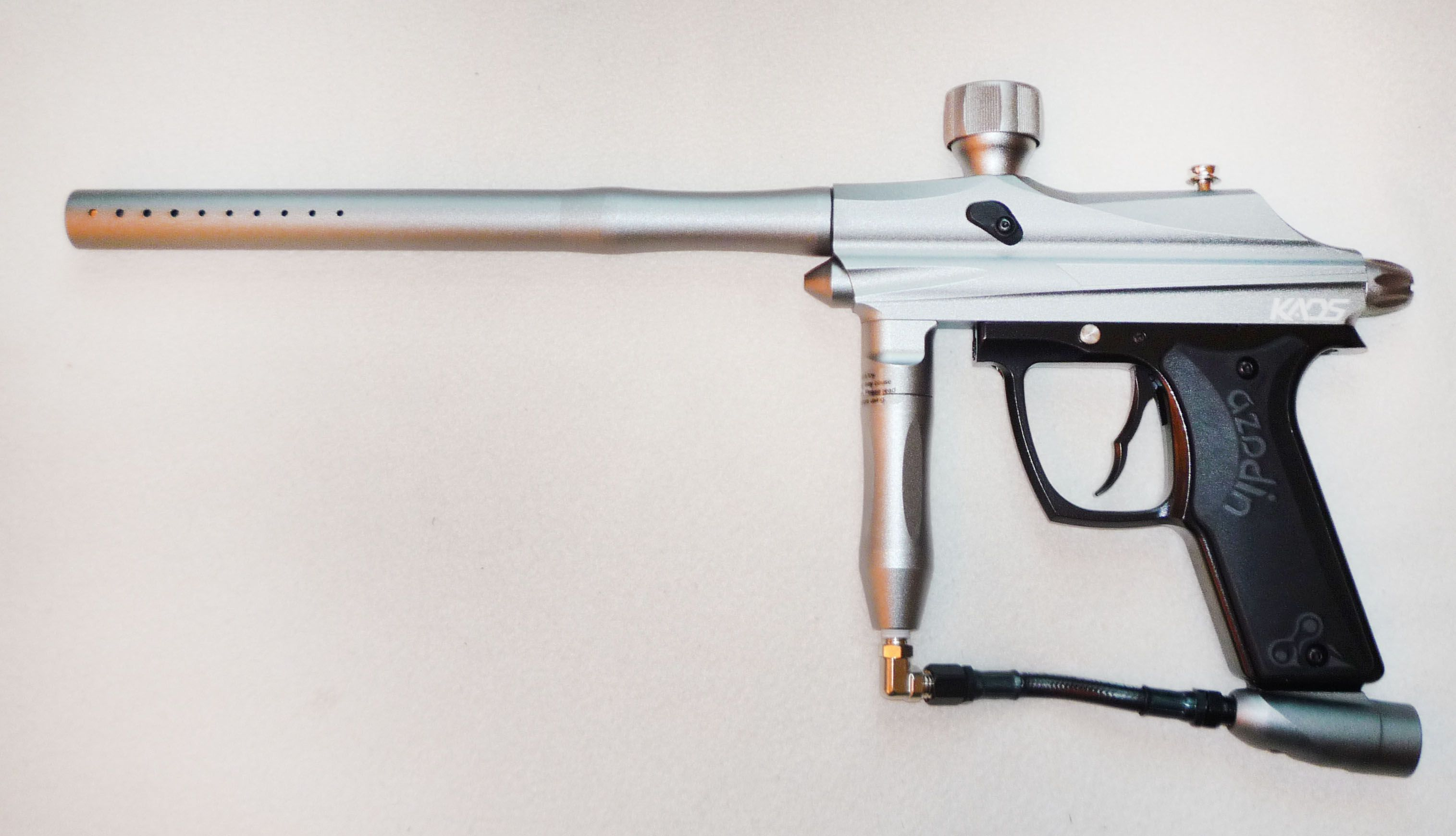 One Of The Coolest Custom Autocockers Ever Paintball T Cad Drawings Tippmann 98 Mcarterbrowncom 99 Grey Fade Westwood