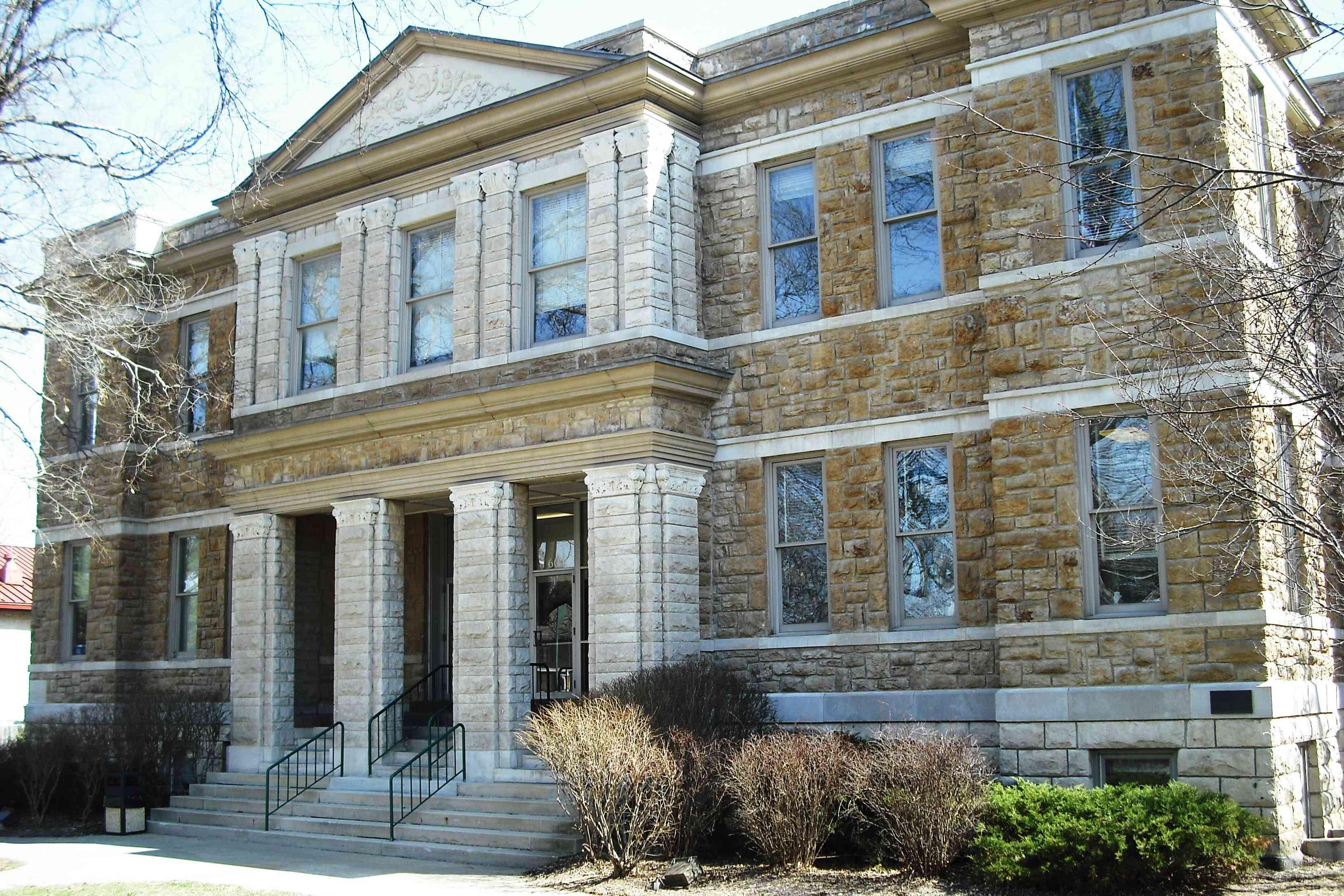 Case Library at Baker University