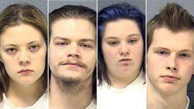 Four Joliet Murder Suspects