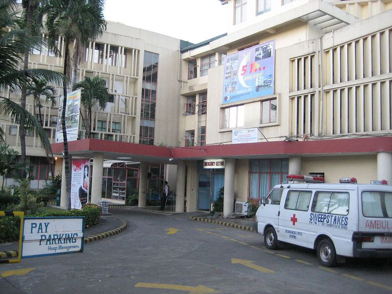 The Dr. Fe Del Mundo Medical Center in the Philippines