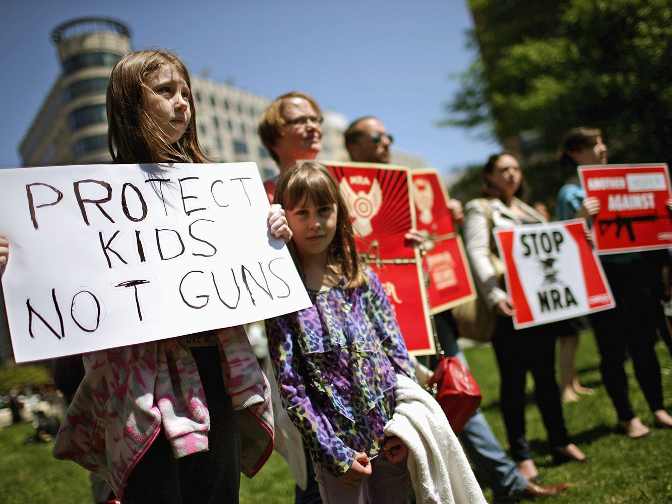 See a Timeline of Gun Control in the United States