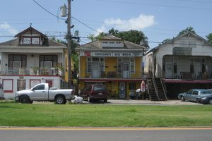 Bywater Section of New Orleans, on the National Register of Historic Places
