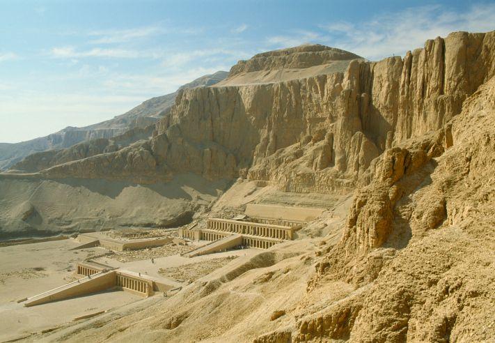 Deir el-Bahri - Temple of Hatshepsut