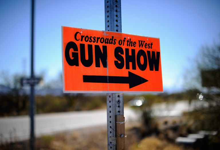 Gun Show Laws By State And The Gun Show Loophole