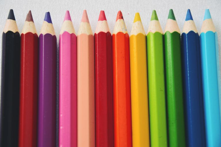 Drawing Tips: How to Blend Colored Pencils