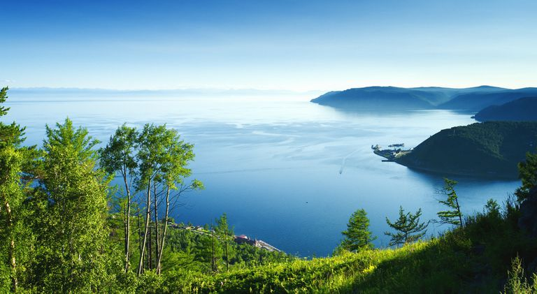 The World's Deepest Lakes: Top 10