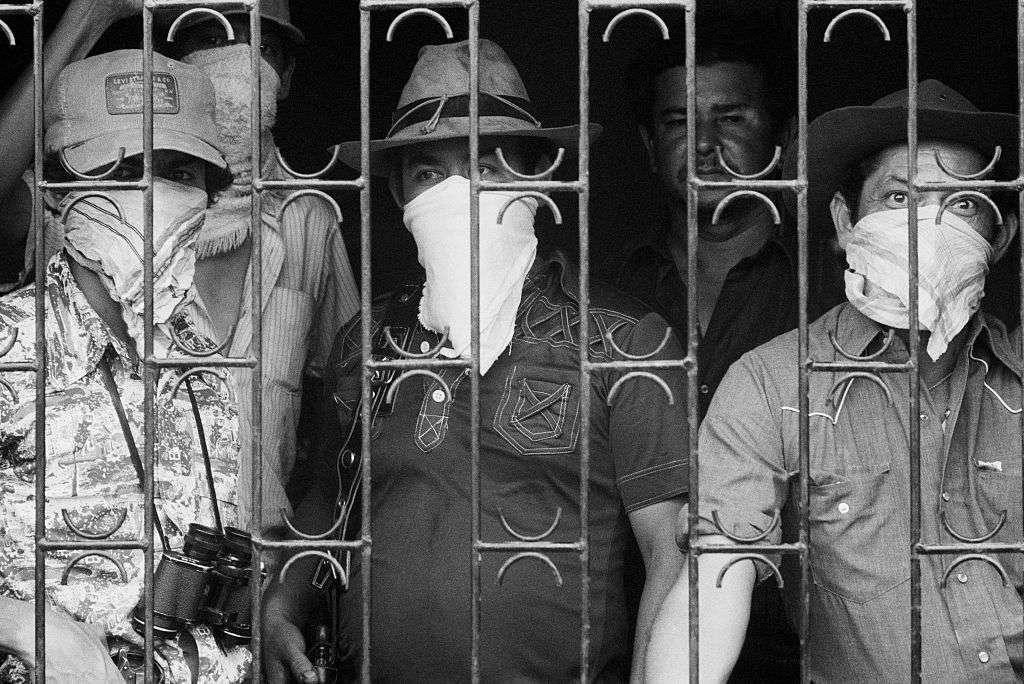 Sandinistas, 1978