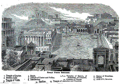 History of the Colosseum or Flavian Amphitheater