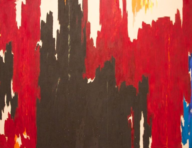 clyfford still untitled 1960