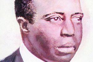 Scott Joplin, the King of Ragtime, 1910