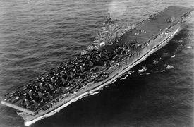 USS Wasp (CV-18), August 1945