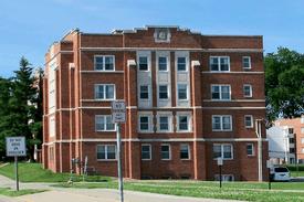 Diemer Residence Hall at the University of Central Missouri