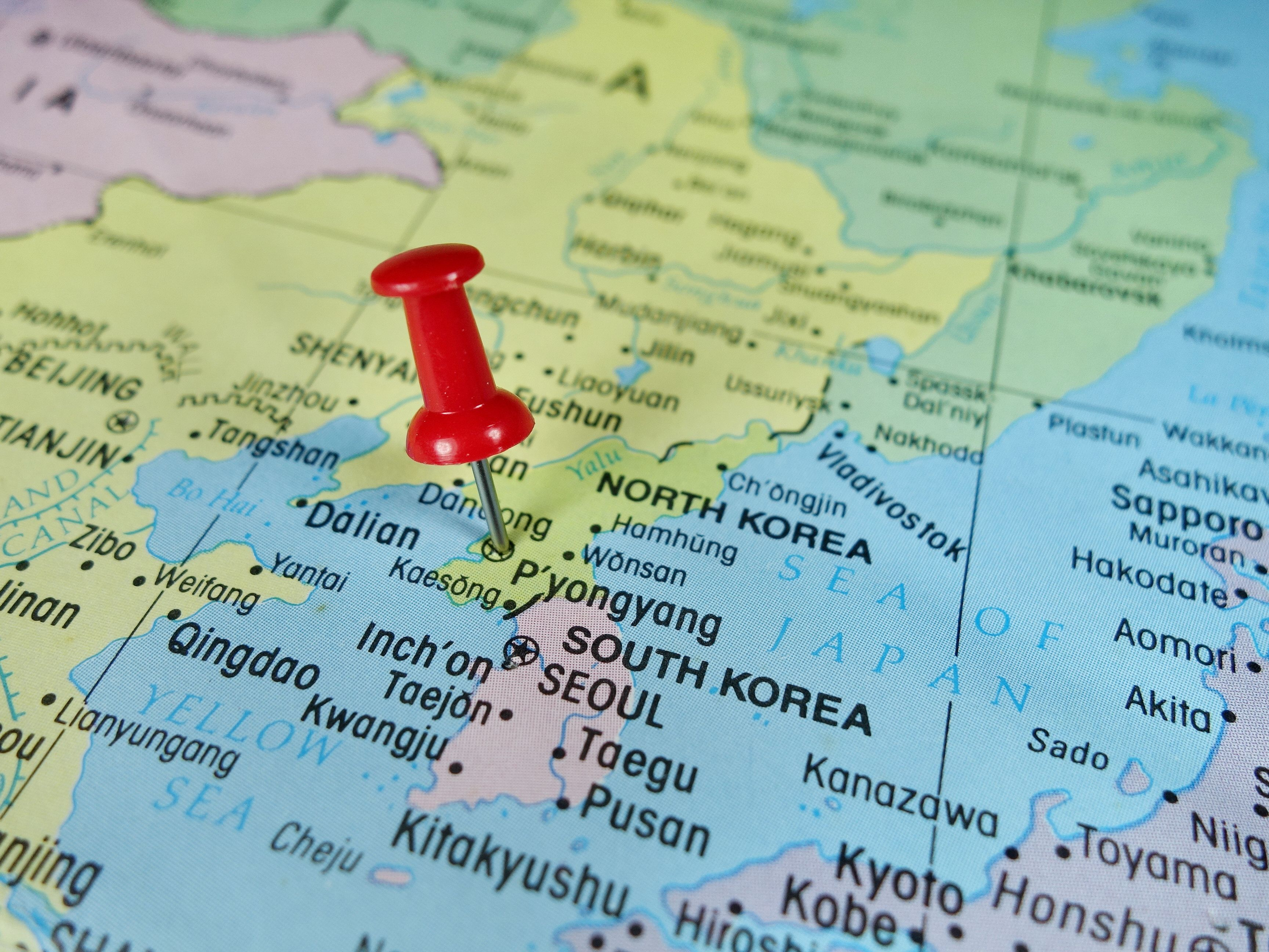 Picture of: Geography Of The Korean Peninsula