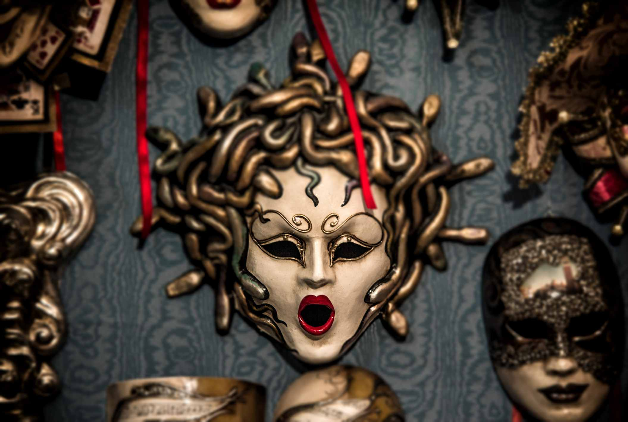 Medusa, Hydra, and Other Monsters from Greek Mythology