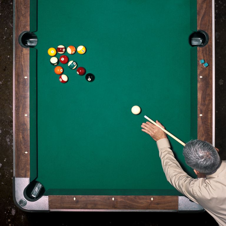 Improve Your Pool Skills Fast - Pool table help