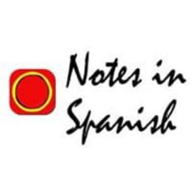 Ghi chú trong Podcast tiếng Tây Ban Nha