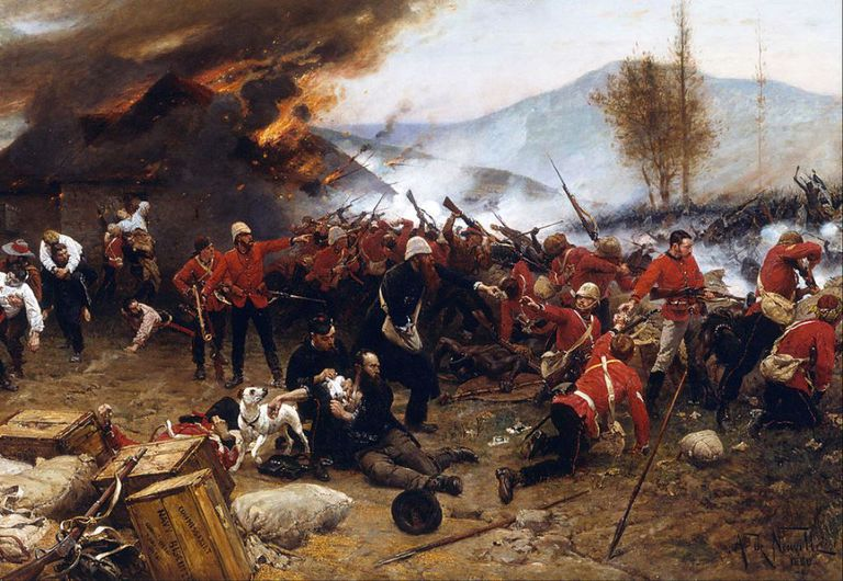 Battle of Rourkes Drift