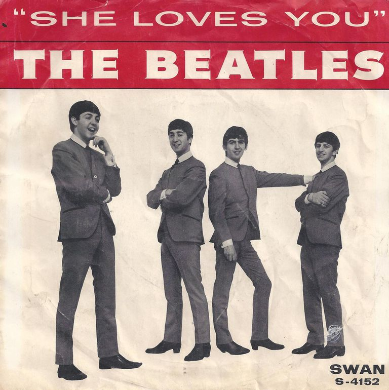 Image result for Best-selling Beatles songs in the UK