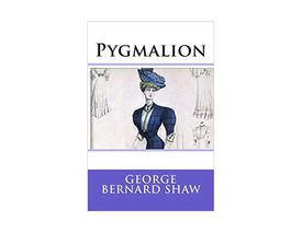 Book cover of Pygmalion by George Bernard Shaw