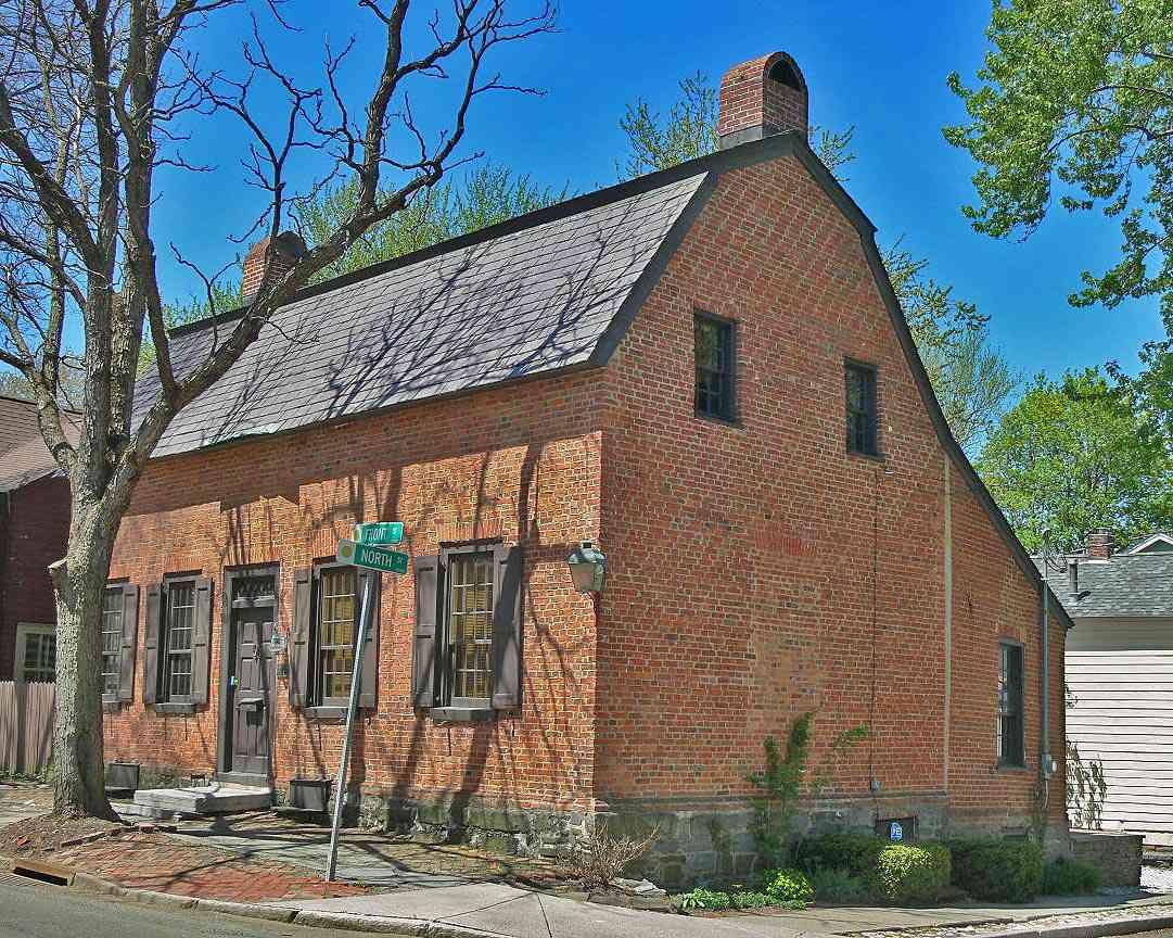 La maison John Teller est une maison coloniale néerlandaise à Schenectady, État de New York