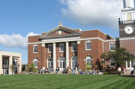 The Chapel at William Jewell College
