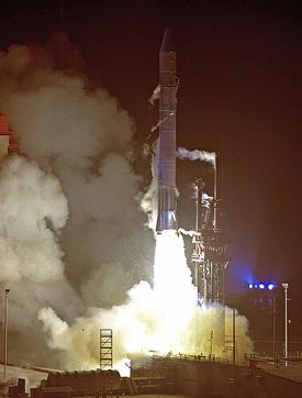 launch of Pioneer 10