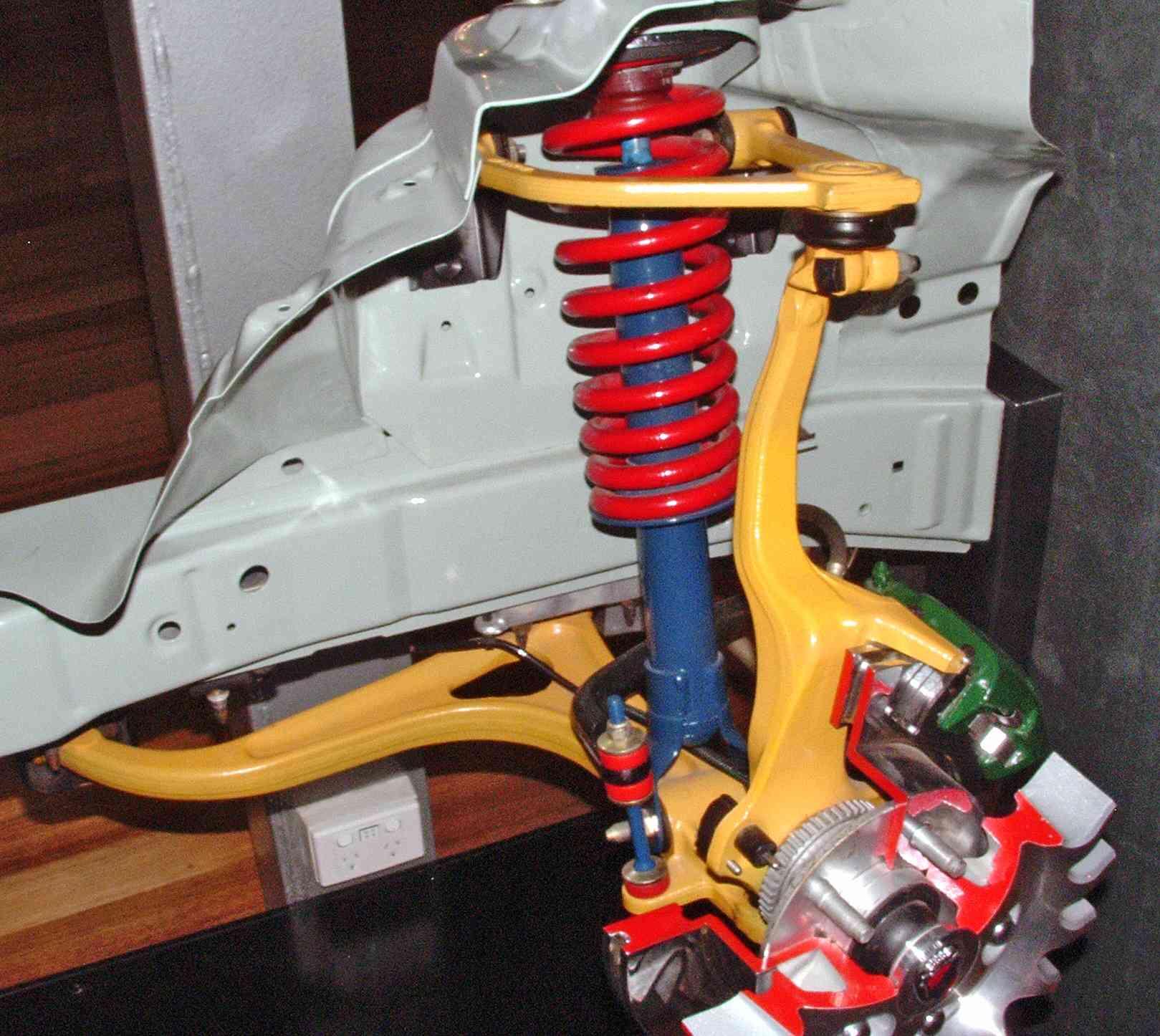 2002 dodge dakota camber adjustment