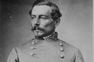 Pierre G.T. Beauregard during the Civil War