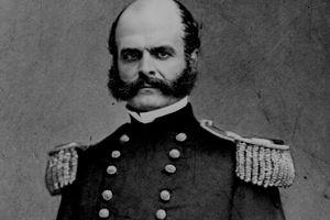 Ambrose Burnside during the Civil War