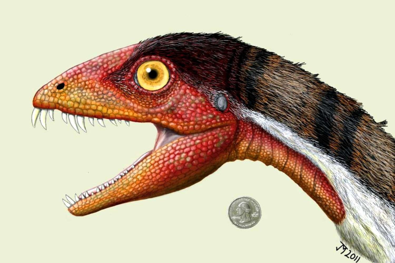Daemonosaurus, a dinosaur of New Mexico