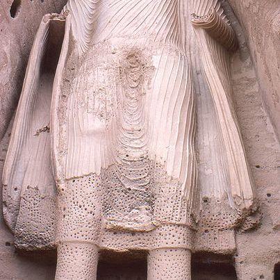 Bamiyan Buddha in Afghanistan