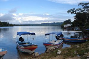 Río San Pedro, Guatemala