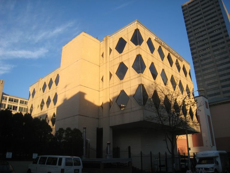 Wilson Hall at the Moore College of Art and Design