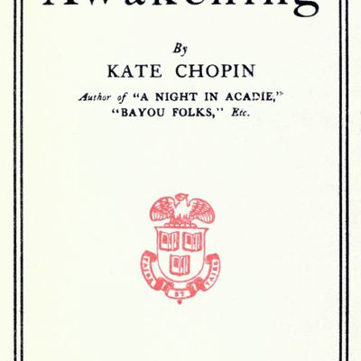 the storm kate chopin analysis