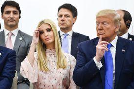 Donald and Ivanka Trump at the G20 Summit