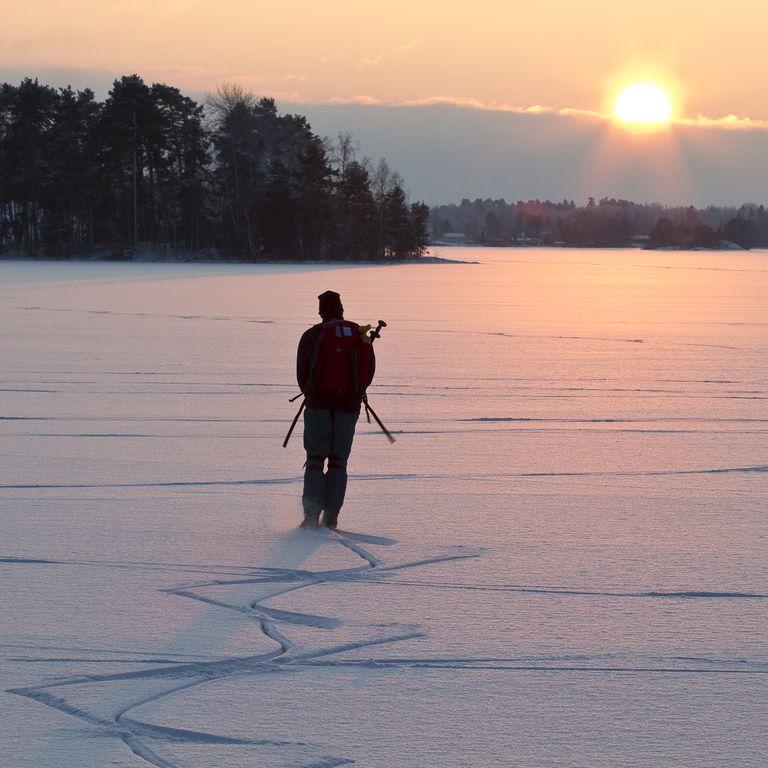 I got Caminas sobre hielo....acechan problemas con visa de turista. Test sobre cuánto sabes de la visa de turista de Estados Unidos