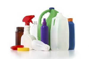 Plastics are Used to Create Many Household Products