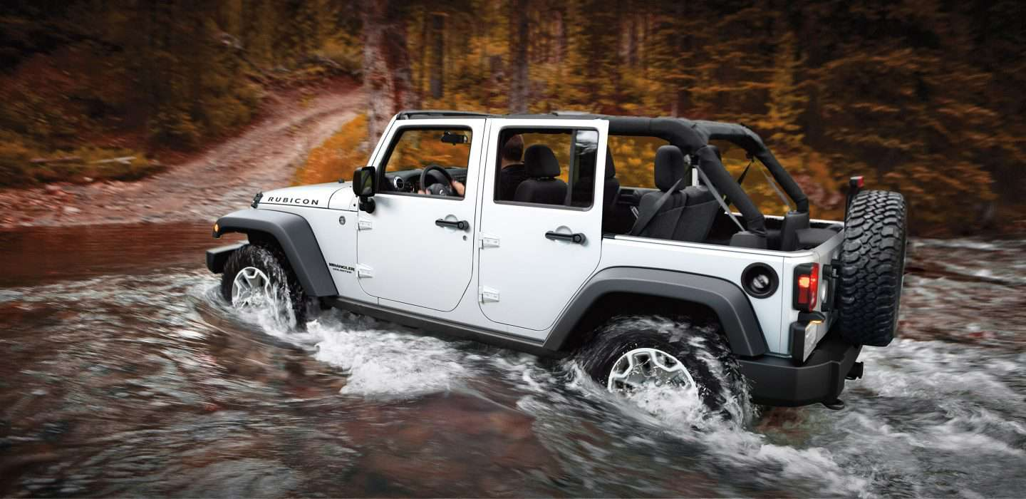Top Reasons To Buy A Jeep Wrangler Unlimited Model 2006 Hood