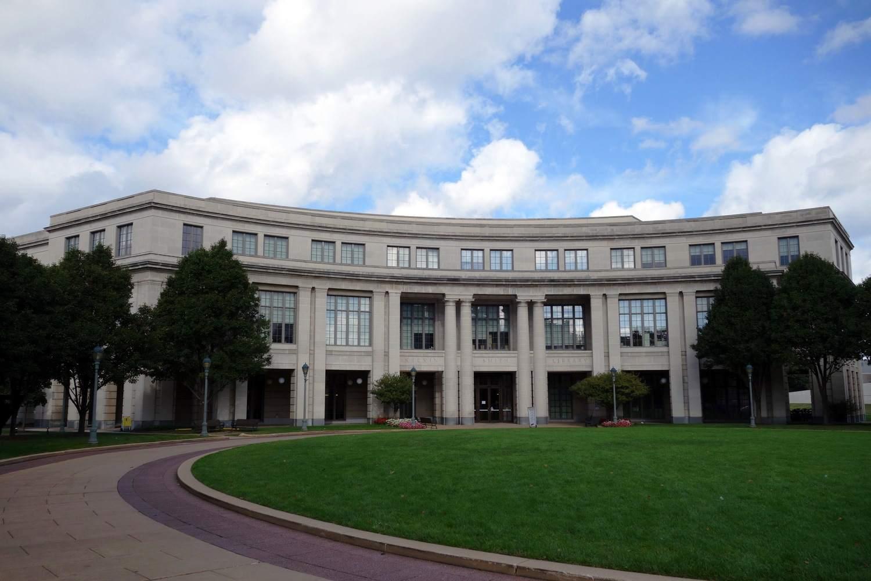 Kelvin Smithin kirjasto Case Western Reserve -yliopistossa