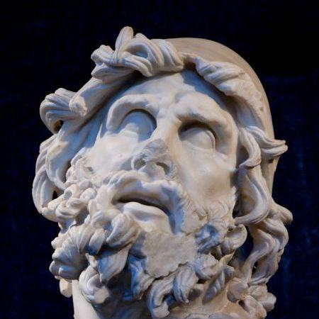 Marble Head of Odysseus