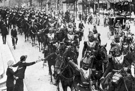 French force in Paris, 1914
