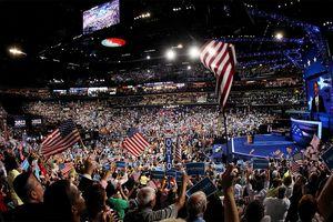 DNC convention 2012