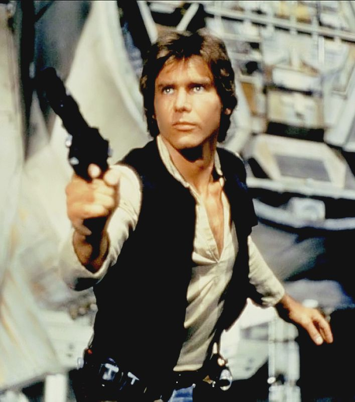 Why The Force Is Not With Han Solo Quotes Tell All