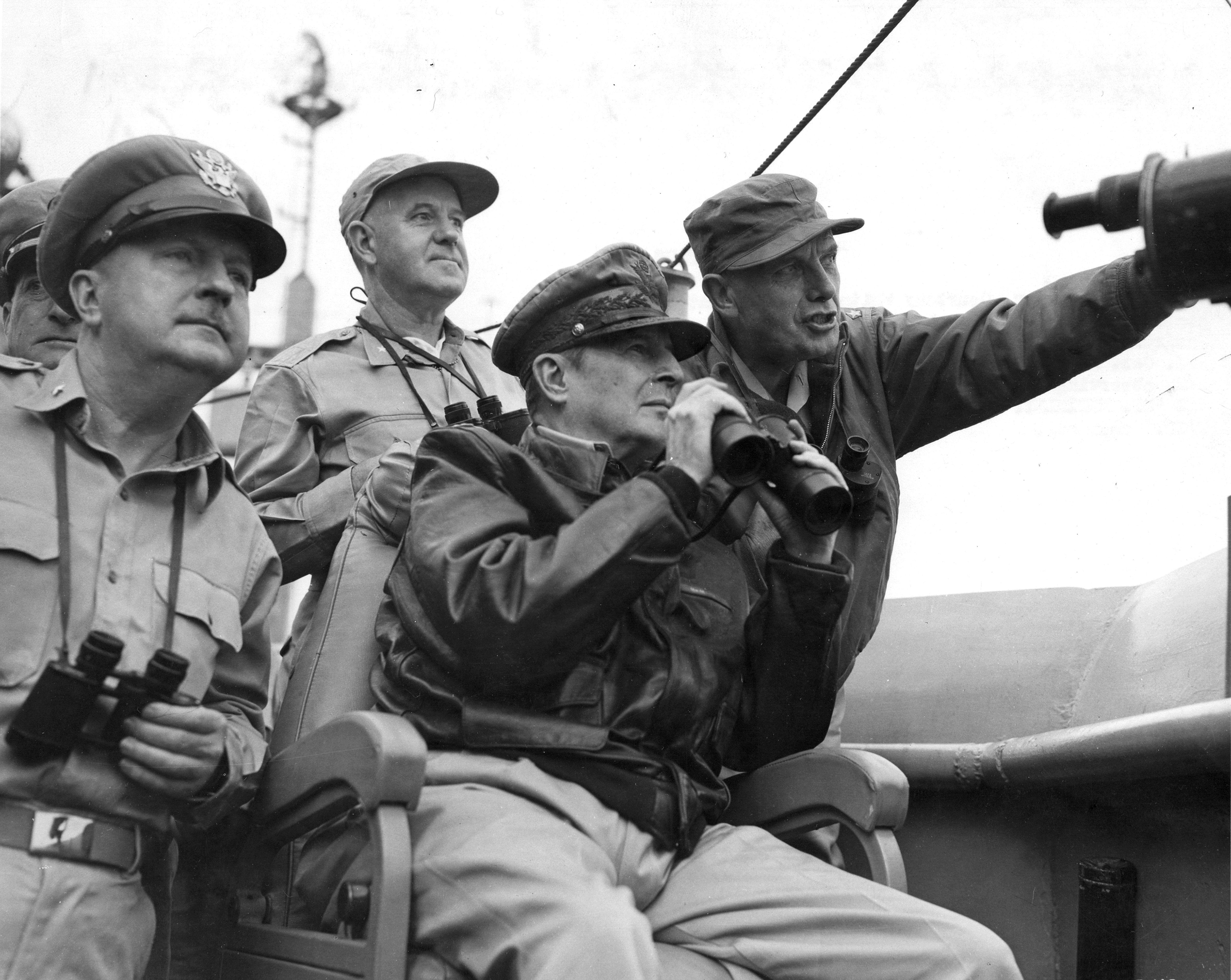 Generals During The Korean War